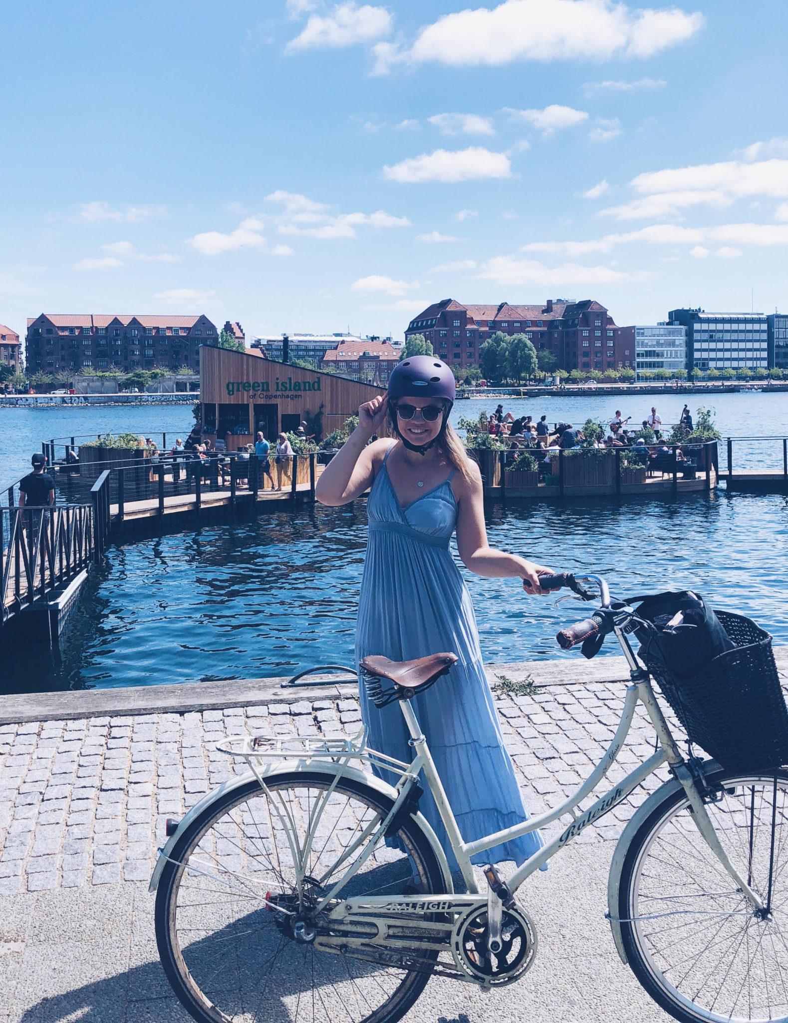 weekend i København sommerguide: green island of CPH ved Kalvebod Brygge