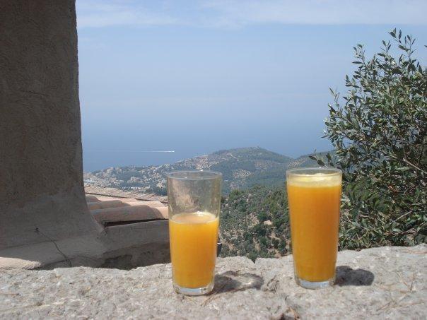 sabbatår på Mallorca