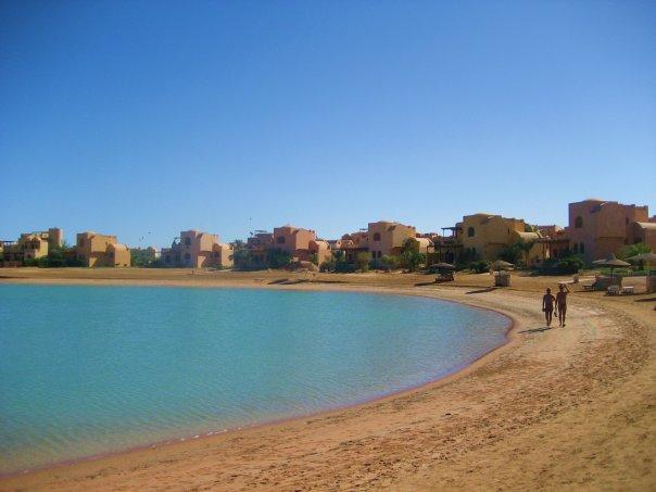 mit hjem el gouna I egypten