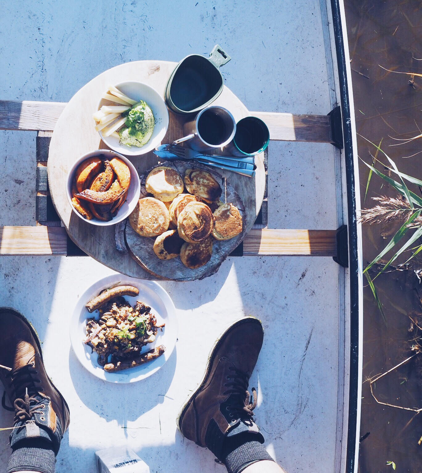 morgenmad i kano i sverige