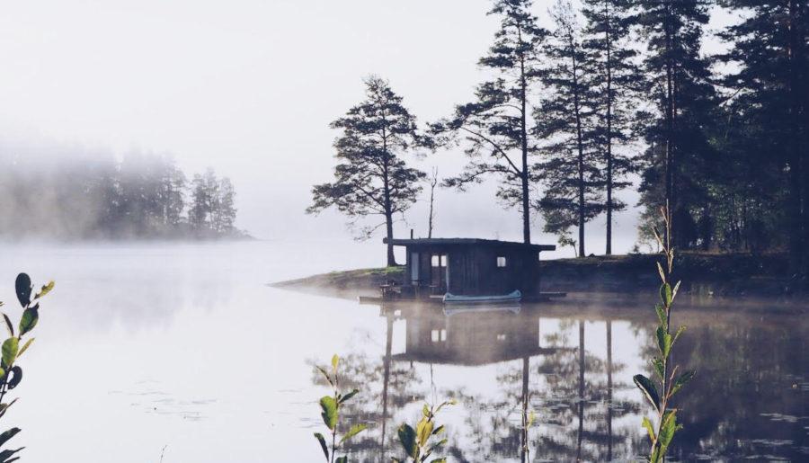 Magisk weekend i den svenske vildmark