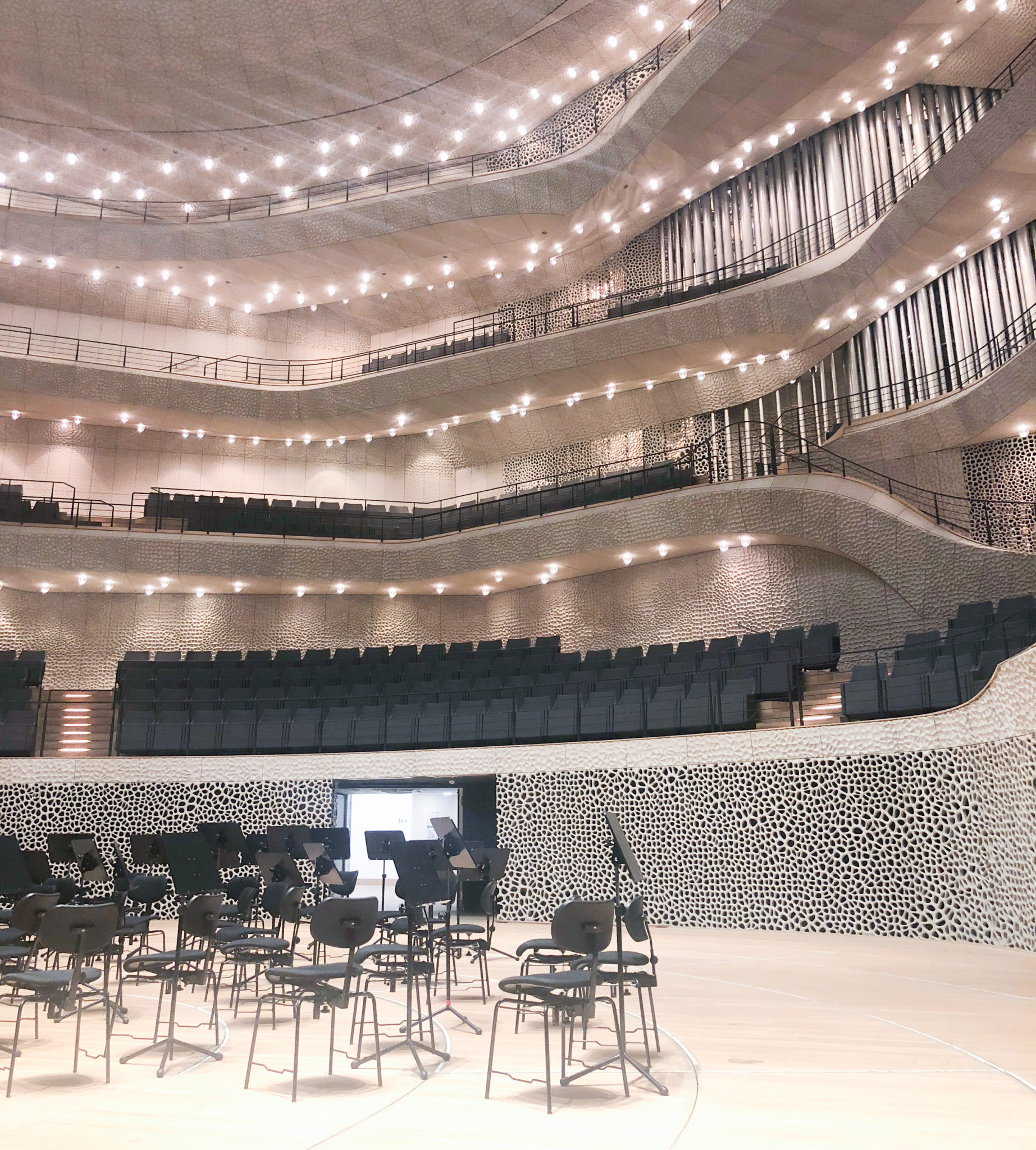i koncertsalen elbphilharmonie hamburg