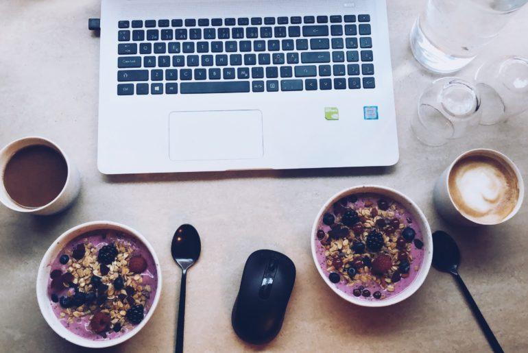 Bowls og sund morgenmad i København