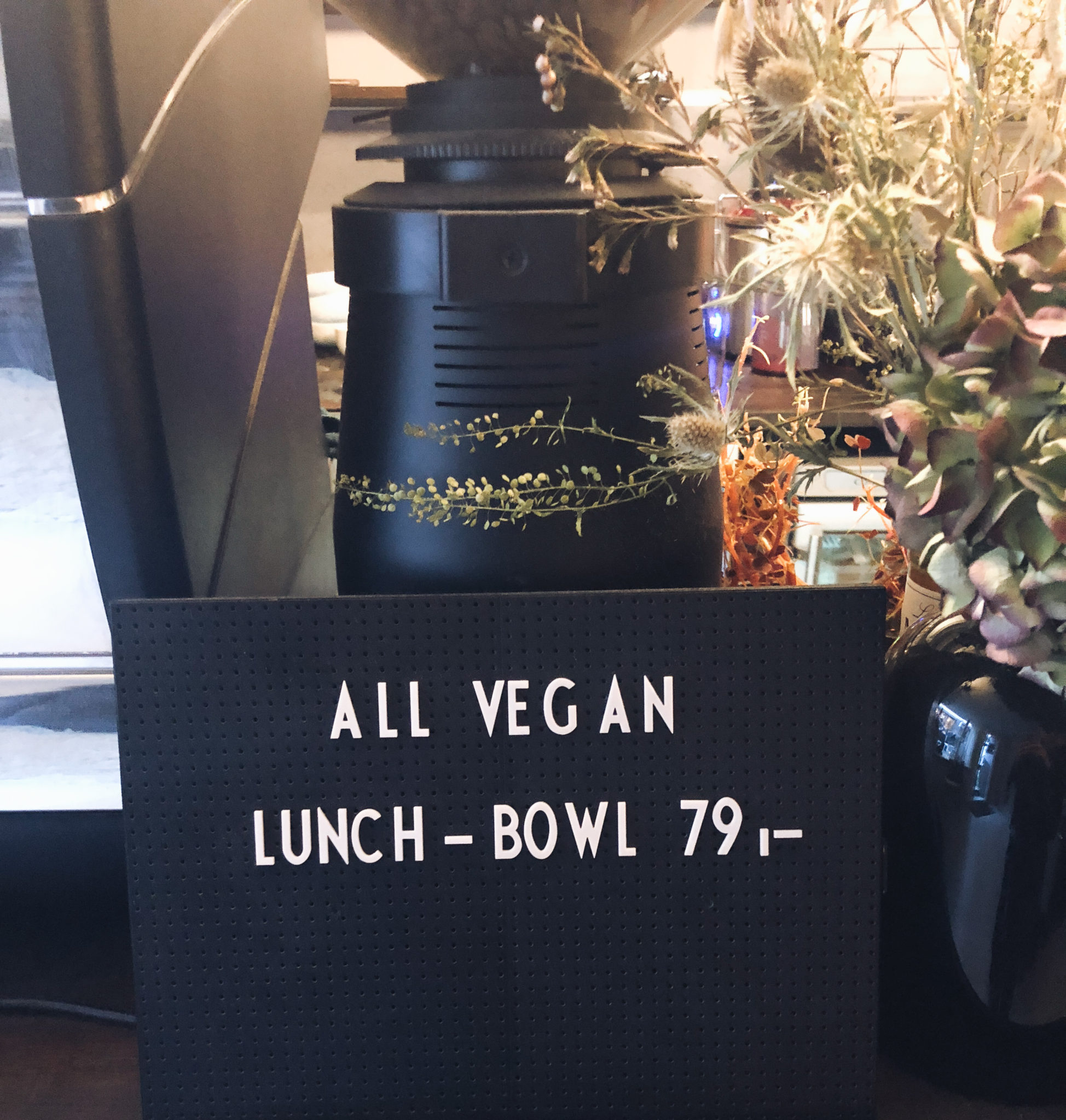 vegansk mad morgenmad i indre København