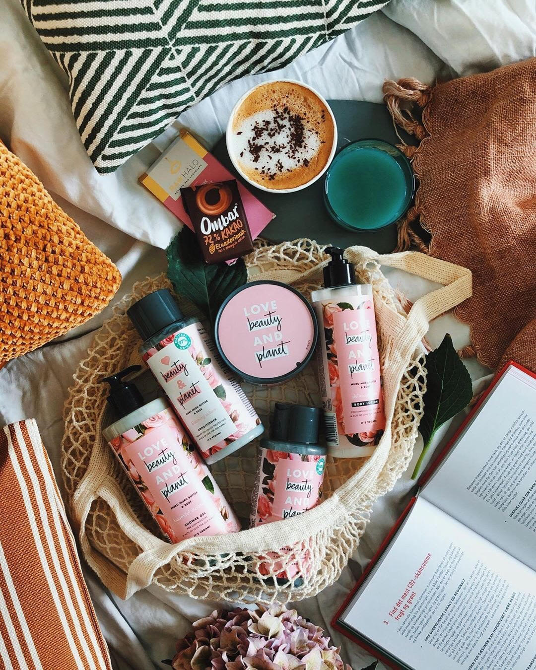 gode vaner miljø bæredygtighed shampoo balsam showergel