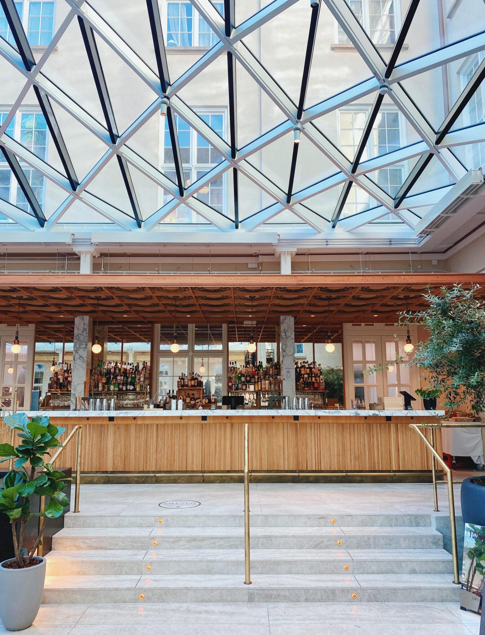 villa copenhagen bar og reception